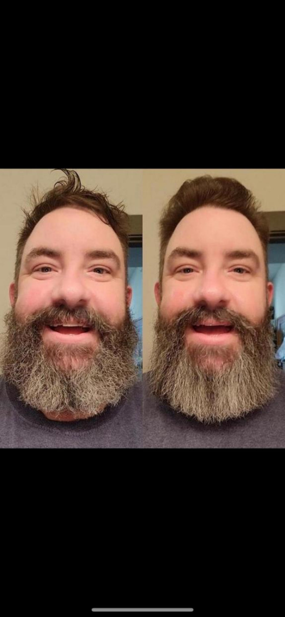 Beard Brush Results