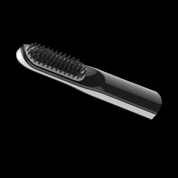 The Beard Brush and Hair Straightener