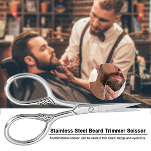 Men Beard Trimming Scissors