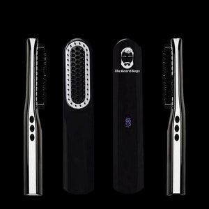 Mens beard straightener