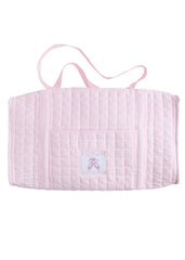 Ballet Quilted Duffle Bag