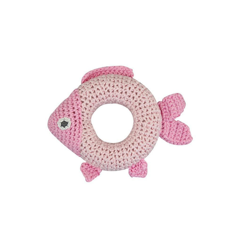 Fish Ring Rattle