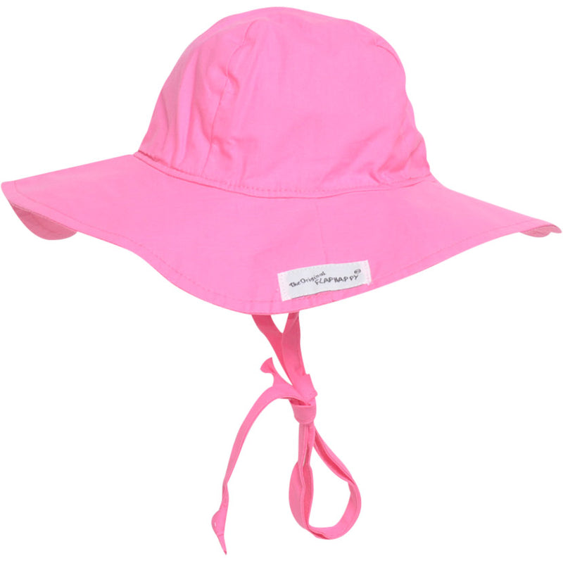 Candy Pink Floppy Hat