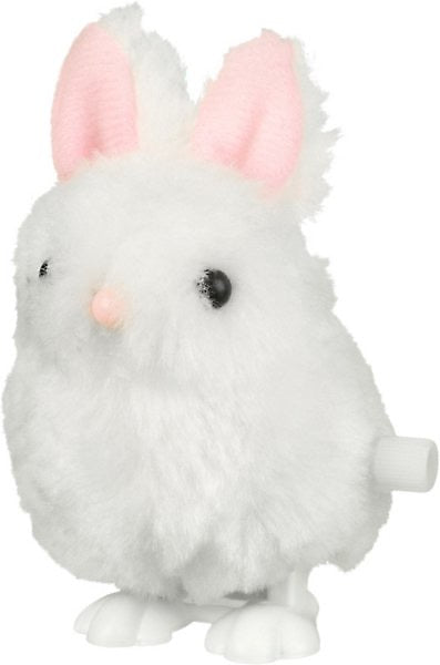 Furry Wind-Up Bunny