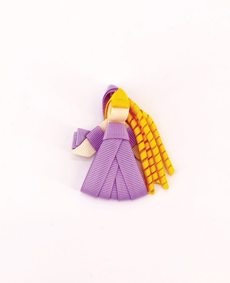 Repunzel-Inspired Princess Hair Clip