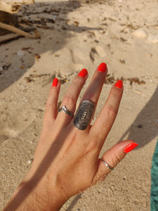 Sandr Ring - Black Buddha Jewelry