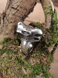 Save the Javan Rhino Ring-Ring-Black Buddha Jewelry