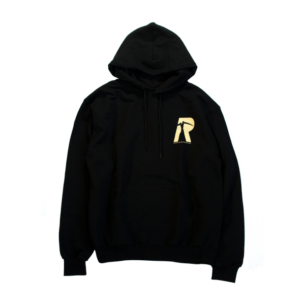 THE 2ND .WAV HOODIE (BLACK)
