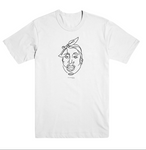 Real Eyes T-shirt (White)