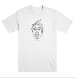 Real Eyes White T-shirt  (Pre-order)