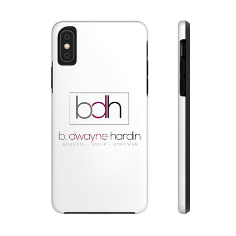BDH Case Mate Tough Phone Cases Phone Case- Warrior Design Co. | Quality Affordable Branding Solutions