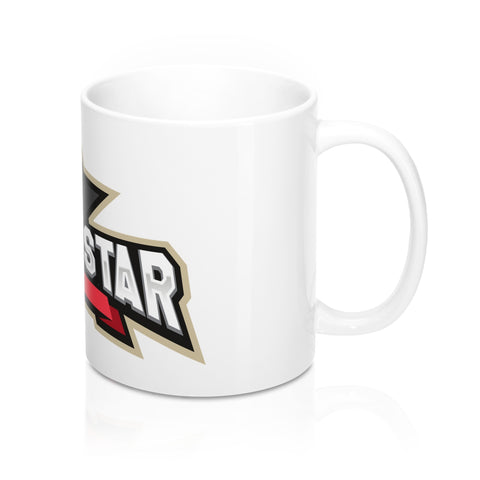 Superstar 11oz Mug Mug- Warrior Design Co. | Quality Affordable Branding Solutions
