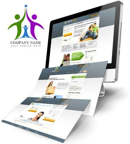 3 page Website special + Logo - Warrior Design Co. | Quality Affordable Branding Solutions