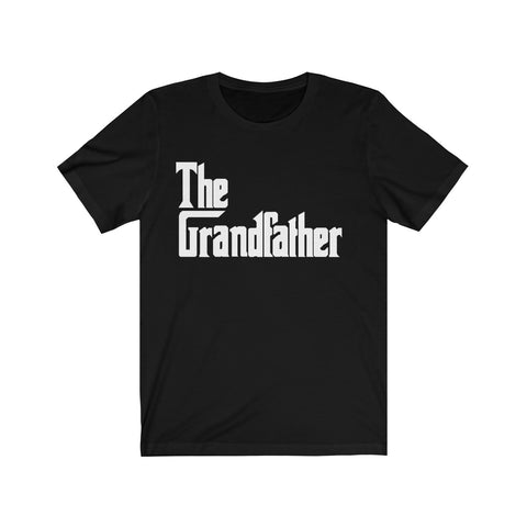 The Grandfather Short Sleeve Tee T-Shirt- Warrior Design Co. | Quality Affordable Branding Solutions