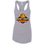 Vegas Lights Women's Tank T-Shirts- Warrior Design Co. | Quality Affordable Branding Solutions