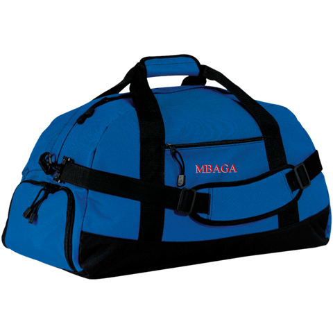 MBAGA Large-Sized Duffel Bag Bags- Warrior Design Co. | Quality Affordable Branding Solutions