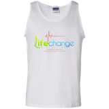 Life Change Men's Tank Top T-Shirts- Warrior Design Co. | Quality Affordable Branding Solutions