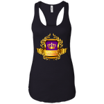 King's Salute Women's Tank T-Shirts- Warrior Design Co. | Quality Affordable Branding Solutions