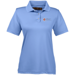 LVCVT Ladies' Polo Polo Shirts- Warrior Design Co. | Quality Affordable Branding Solutions
