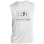 BDH Sleeveless Performance T-Shirt T-Shirts- Warrior Design Co. | Quality Affordable Branding Solutions