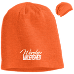 Worship Unleashed Slouch Beanie Hats- Warrior Design Co. | Quality Affordable Branding Solutions