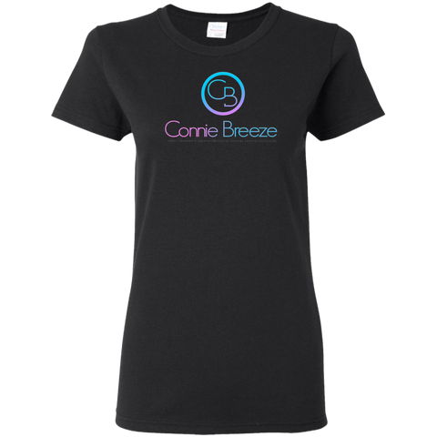 Connie Breeze Women's T-Shirt T-Shirts- Warrior Design Co. | Quality Affordable Branding Solutions