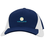 Mark Sivek Colorblock Hat Hats- Warrior Design Co. | Quality Affordable Branding Solutions