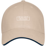 Duggan's Distillers Visor Hat Hats- Warrior Design Co. | Quality Affordable Branding Solutions