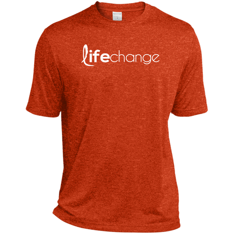 Life Change Moisture-Wicking T-Shirt T-Shirts- Warrior Design Co. | Quality Affordable Branding Solutions