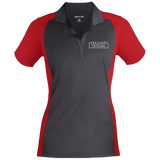 Duggan's Distillers Women's Sport-Wick Polo Polo Shirts- Warrior Design Co. | Quality Affordable Branding Solutions