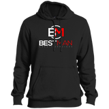 Best Man Pullover Hoodie Sweatshirts- Warrior Design Co. | Quality Affordable Branding Solutions