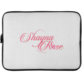 Shayna Rose Laptop Sleeve - 15 Inch Laptop Sleeves- Warrior Design Co. | Quality Affordable Branding Solutions
