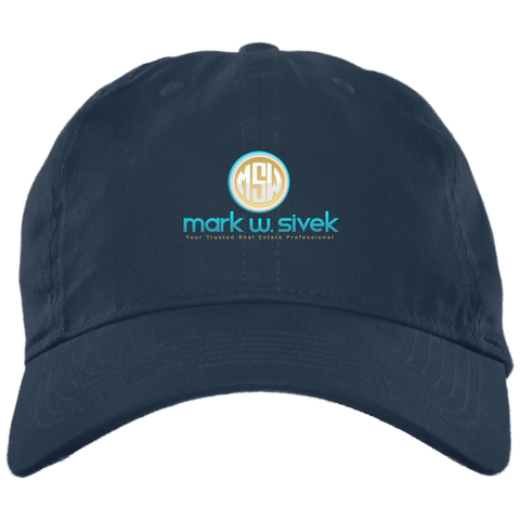 Mark Sivek Cap Hats- Warrior Design Co. | Quality Affordable Branding Solutions