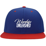 Worship Unleashed High-Profile Snapback Hat Hats- Warrior Design Co. | Quality Affordable Branding Solutions