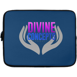 Divine Concepts Laptop Sleeve - 13 inch Laptop Sleeves- Warrior Design Co. | Quality Affordable Branding Solutions