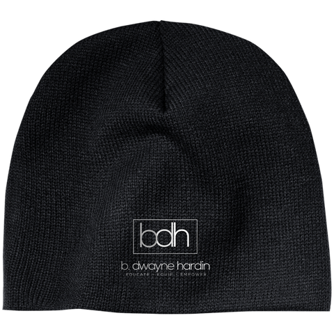 BDH Beanie Hats- Warrior Design Co. | Quality Affordable Branding Solutions
