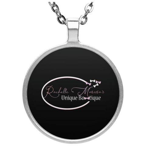 Rachelle Marissa  Circle Necklace Jewelry- Warrior Design Co. | Quality Affordable Branding Solutions