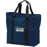 Worship Unleashed All Purpose Tote Bag Bags- Warrior Design Co. | Quality Affordable Branding Solutions