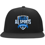 All Sports Recruiter Flat Bill Cap Hats- Warrior Design Co. | Quality Affordable Branding Solutions