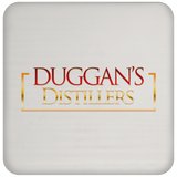 Duggan's Distillers Coaster Drinkware- Warrior Design Co. | Quality Affordable Branding Solutions