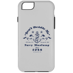 Mustang iPhone 6 Plus Tough Case Phone Cases- Warrior Design Co. | Quality Affordable Branding Solutions