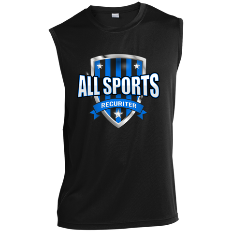 All Sports Recruiter Performance T-Shirt T-Shirts- Warrior Design Co. | Quality Affordable Branding Solutions