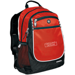 Duggan's Distillers Rugged Bookbag Bags- Warrior Design Co. | Quality Affordable Branding Solutions