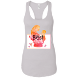 World's Best Mom Women's Tank T-Shirts- Warrior Design Co. | Quality Affordable Branding Solutions