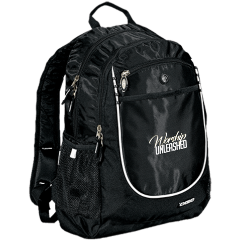 Worship Unleashed Rugged Bookbag Bags- Warrior Design Co. | Quality Affordable Branding Solutions