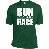 Run Your Race Moisture-Wicking T-Shirt