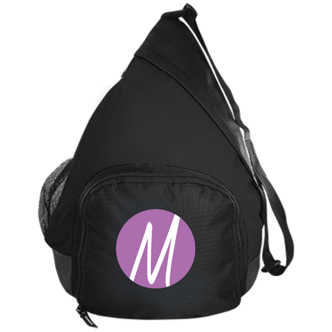Moore Marketing Icon Active Sling Pack Bags- Warrior Design Co. | Quality Affordable Branding Solutions
