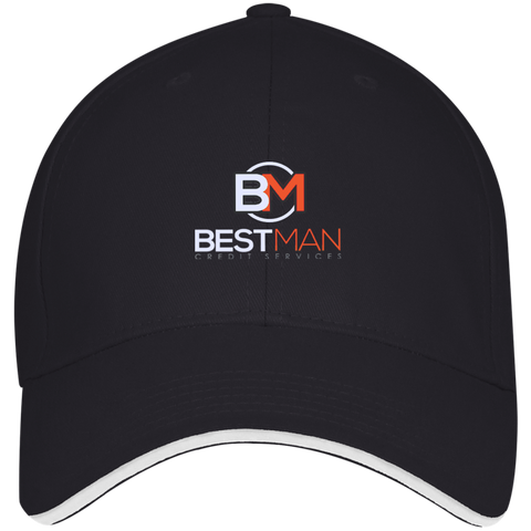 Best Man Baseball Cap - Warrior Design Co. | Quality Affordable Branding Solutions