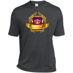 King's Salute Moisture-Wicking T-Shirt T-Shirts- Warrior Design Co. | Quality Affordable Branding Solutions