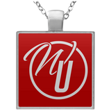 Worship Unleashed Square Necklace